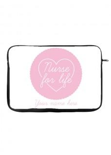"""Tablet Case 10"""" Nurse for Life"""