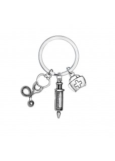 Key Chain Instruments Charms