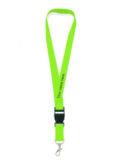 Keycord Lime Green