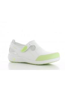 Oxypas Lilia White/Light Green