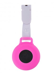 Silicone Nurses Fob Watch Clip Pink