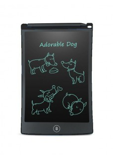 LCD Writing Pad 8.5inch Black
