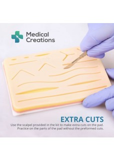 Suture Practice Kit by Medical Creations