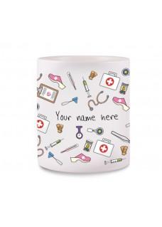 Mug Medical Symbols