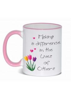 Mug Difference Pink