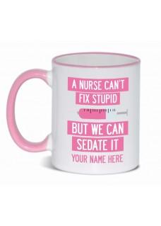 Mug Sedate Pink