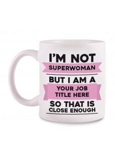 Mug Superwoman