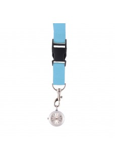 Lanyard Watch Ceil Blue