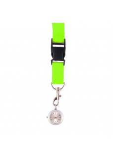 Lanyard Watch Lime Green