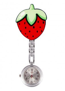 Fob Watch Strawberry