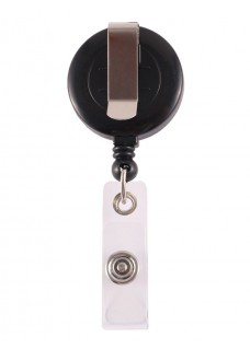 Retracteze ID Holder with NAME print