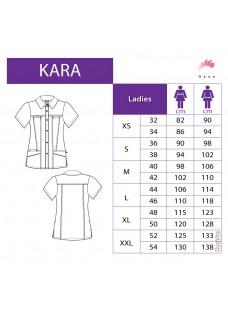 Haen Nurse Uniform Kara Grey Cross