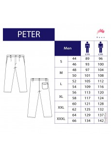 Haen Scrub Pants Peter