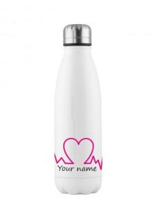 Drink Bottle Heartbeat