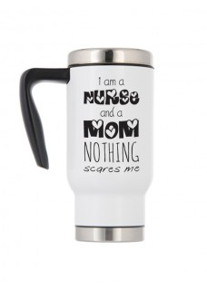 Thermo Travel Mug Scare Mom