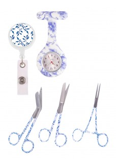 Personal Equipment Set Porcelain