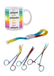Personal Equipment Set Rainbow