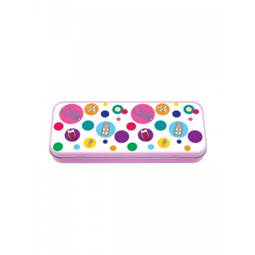 Metal Stationary Case Bubbles