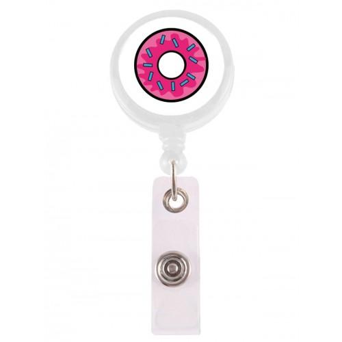 Retracteze ID Holder Donut