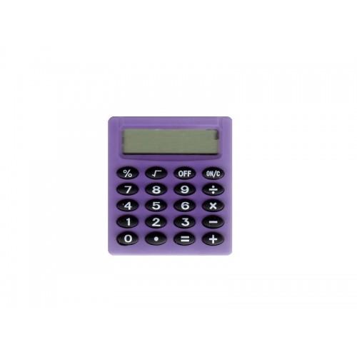 Mini Calculator Purple