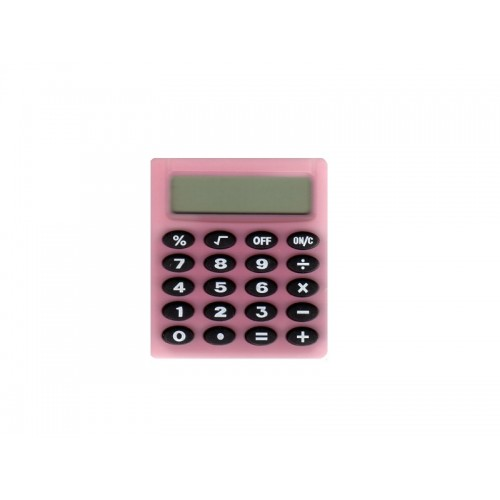 Mini Calculator Pink