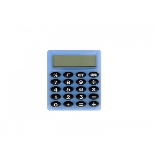 Mini Calculator Blue