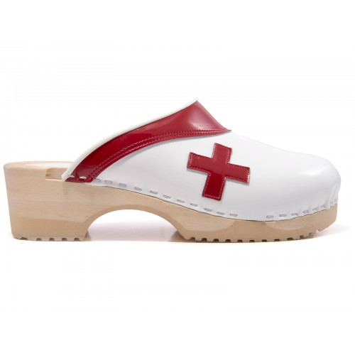 Tjoelup First Aid White Red
