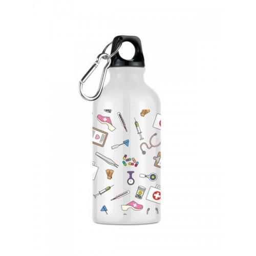 Sport Drink Bottle Medical Symbols