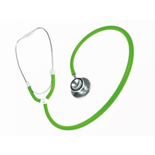 CBC Dual Head Stethoscope Green