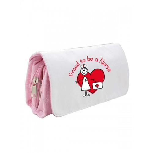 Instruments Case Proud Nurse Pink