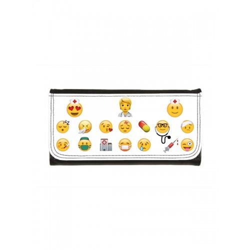 Ladies Luxe Wallet Emoji