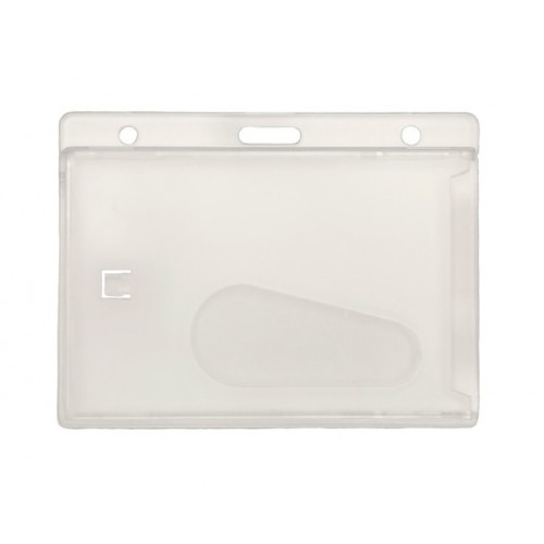 Hard Plastic Card Holder