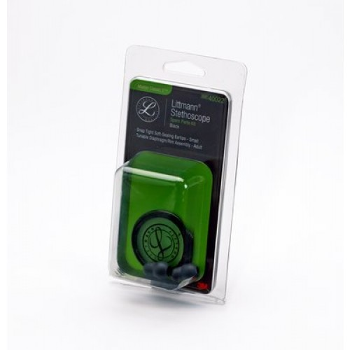 Littmann Spare Parts Kit for Master Classic (Black)