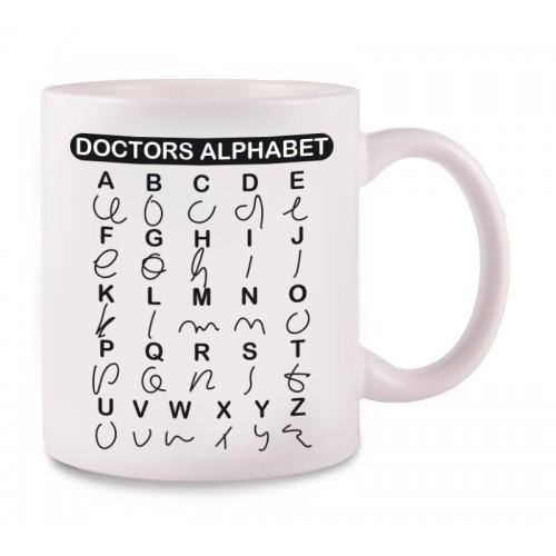 Mug Doctors Alphabet
