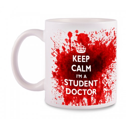 Mug Student Doctor with Name Print