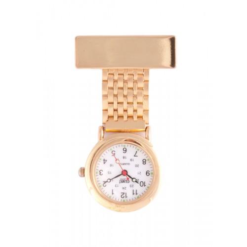 Jururawat Nurses Fob Watch Gold