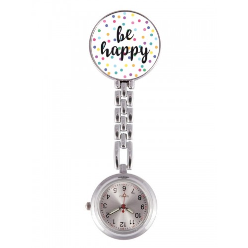 Fob Watch Be Happy