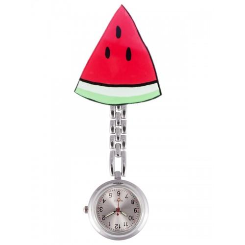 Fob Watch Watermelon