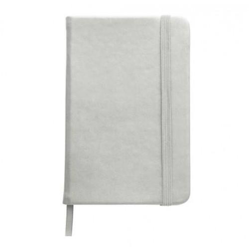 Notebook A6 Silver