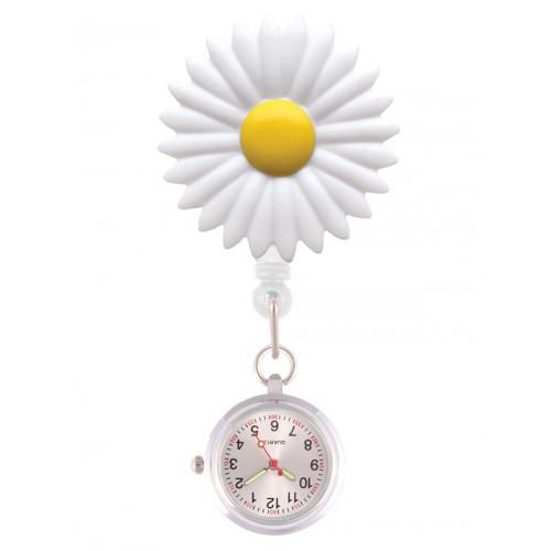 Retracteze Fob Watch Daisy