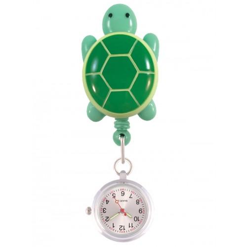 Retracteze Fob Watch Turtle