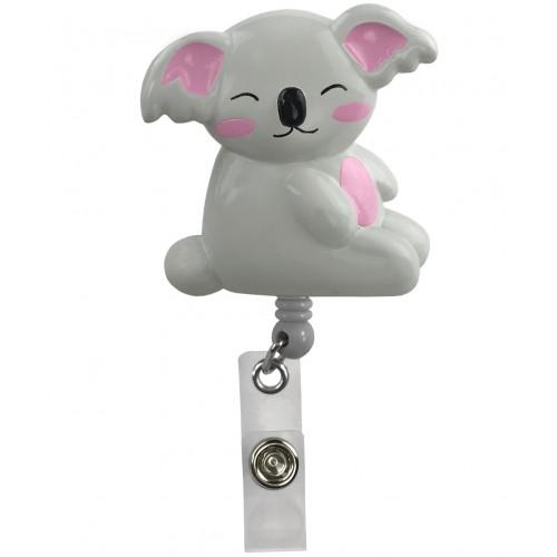 Deluxe Retracteze ID Holder Koala