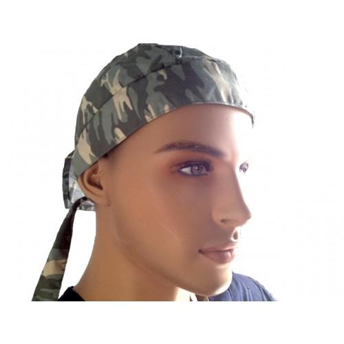 Surgical Cap Camo