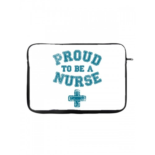 "Tablet Case 10"" Proud Nurse"