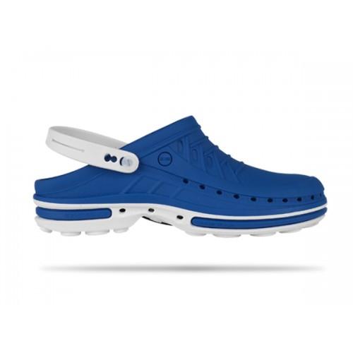 Wock Clog 07 White/Blue